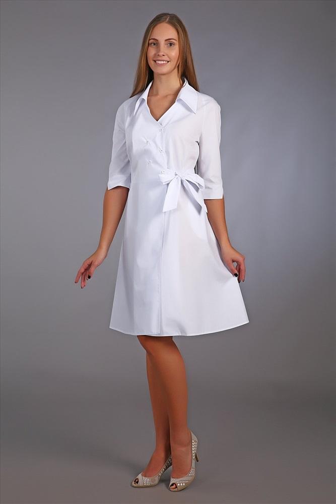 купить медицинский халат недорого