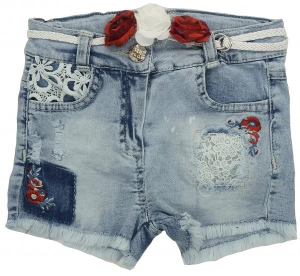 Джинсовые брюки для девочек доставка