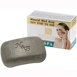 Health & Beauty Mineral Mud Soap Мыло грязевое