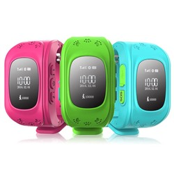 Smart Baby Watch Q50(OLED)