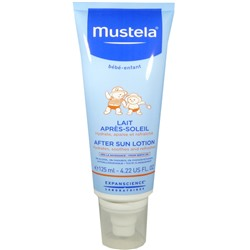 Mustela Spray After-sun /Молочко после загара с дозатором , 125 мл