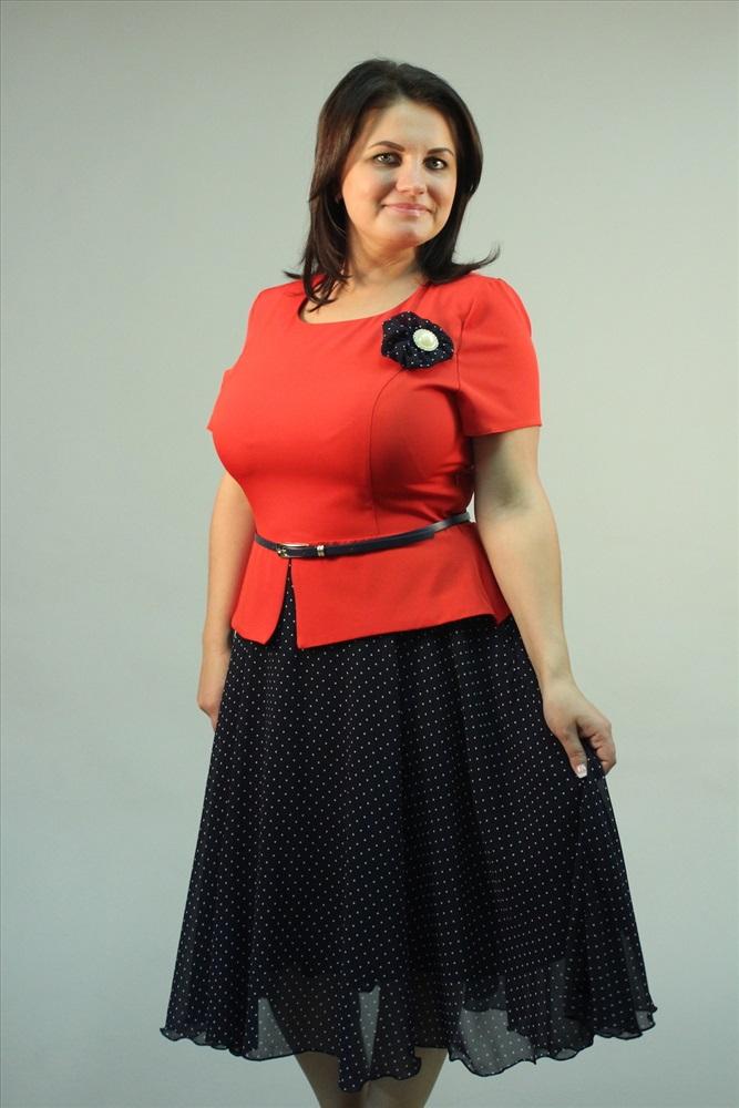Мария Одежда Для Полных
