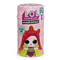 L.O.L. Surprise!! #Hairgoals Makeover Series 2 with 15 Surprises