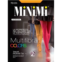 КОЛГОТКИ MULTIFIBRA 70 COLOURS Minimi