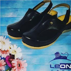 LEON - анатомическая обувь Леон из натуральных материалов (без рядов), мед. обувь Леон